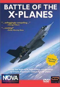 PBS - NOVA: Battle of the X-Planes (2003)