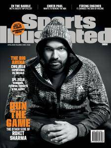 Sports Illustrated India - April 2018