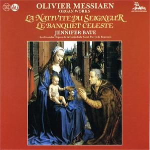 Olivier Messiaen - The Birth of the Lord; Nine Meditations for Organ (2000)