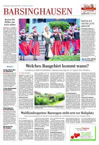 Barsinghausen/Wennigsen - 08. August 2019