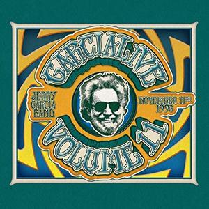 Jerry Garcia Band - GarciaLive Volume 11: November 11th, 1993 Providence Civic Center (2019)
