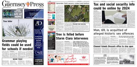 The Guernsey Press – 10 February 2020