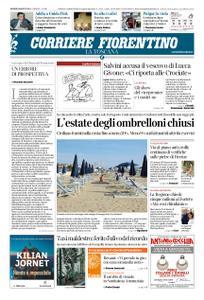 Corriere Fiorentino La Toscana – 08 agosto 2019