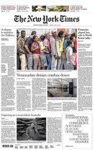 International New York Times - 19 June 2018