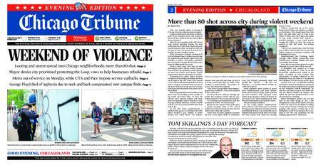 Chicago Tribune Evening Edition – June 01, 2020