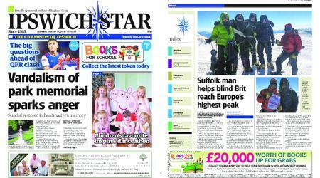 Ipswich Star – October 18, 2018