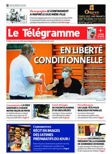 Le Télégramme Auray – 11 mai 2020