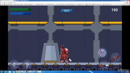 Build Cross-Platform HTML5 Games With Construct 2 - Part 3