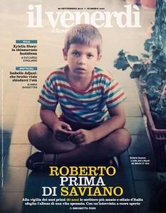 Il Venerdi di Repubblica - 20 Settembre 2019
