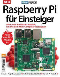 PC Games Hardware Praxis - Raspberry Pi für Einsteiger - Nr.14 2018