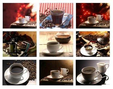 """Clipart """"Black coffe"""""""