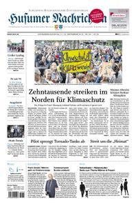 Husumer Nachrichten - 21. September 2019