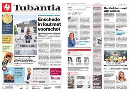 Tubantia - Enschede – 21 oktober 2017