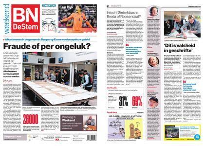 BN DeStem - Bergen op Zoom – 24 maart 2018