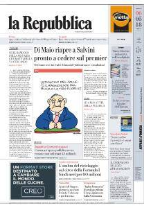 la Repubblica - 6 Maggio 2018