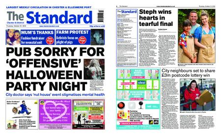 The Standard Chester & District – October 31, 2019
