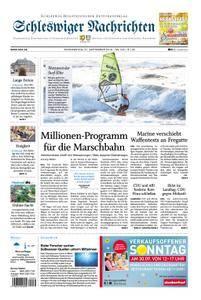 Schleswiger Nachrichten - 27. September 2018