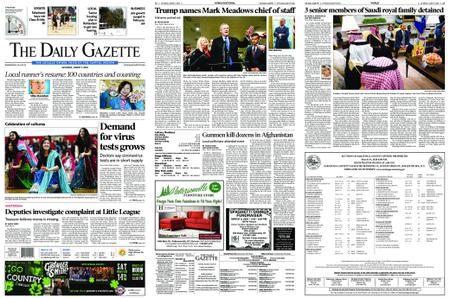 The Daily Gazette – March 07, 2020