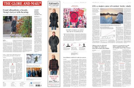 The Globe and Mail – January 21, 2020