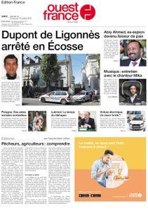 Ouest-France Édition France – 12 octobre 2019