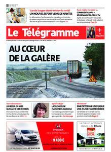 Le Télégramme Brest – 13 février 2021