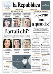 la Repubblica – 20 giugno 2019