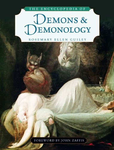 The Encyclopedia of Demons and Demonology (Repost)