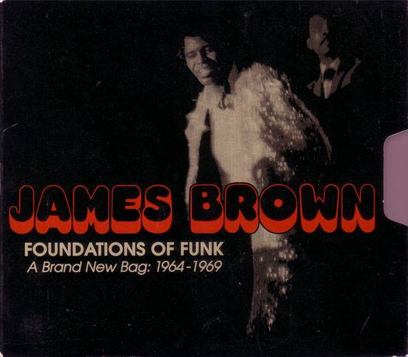 James Brown - Foundations Of Funk - A Brand New Bag: 1964-1969 (2CD) (1996)
