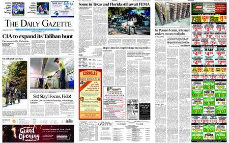 The Daily Gazette – October 23, 2017