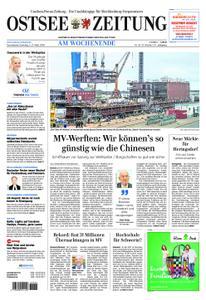 Ostsee Zeitung Wolgast - 02. März 2019