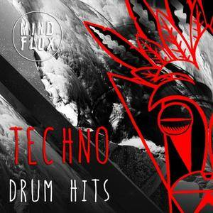 Mind Flux Techno Drum Hits WAV
