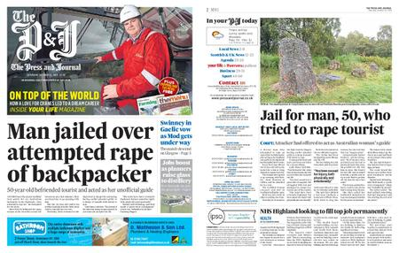 The Press and Journal Moray – October 12, 2019