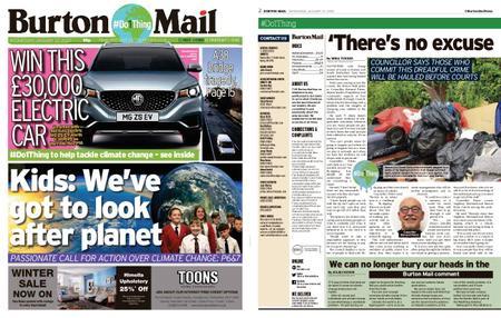 Burton Mail – January 22, 2020