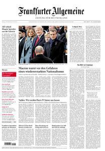 Frankfurter Allgemeine Zeitung F.A.Z. - 12. November 2018