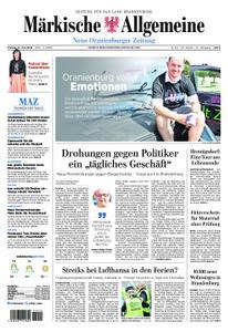 Neue Oranienburger Zeitung - 21. Juni 2019