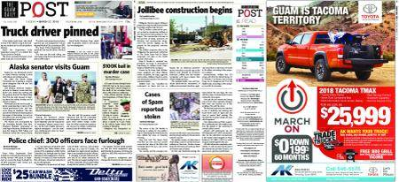 The Guam Daily Post – March 27, 2018