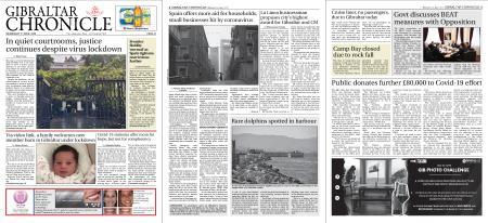 Gibraltar Chronicle – 01 April 2020