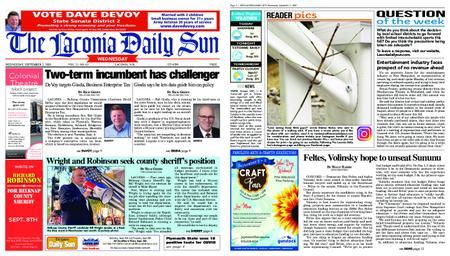 The Laconia Daily Sun – September 02, 2020