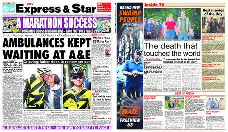 Express and Star City Edition – September 04, 2017