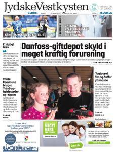 JydskeVestkysten Varde – 22. oktober 2018