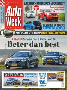 AutoWeek Netherlands - 13 januari 2021