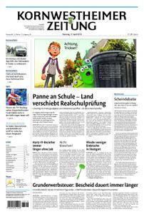 Kornwestheimer Zeitung - 17. April 2018