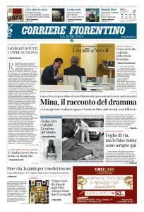 Corriere Fiorentino La Toscana - 30 Maggio 2018