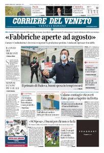 Corriere del Veneto Vicenza e Bassano – 02 aprile 2020