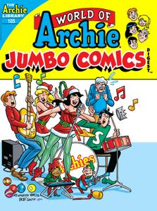 World of Archie Double Digest 105 2021 Forsythe