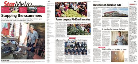 The Star Malaysia - Metro South & East – 15 April 2019