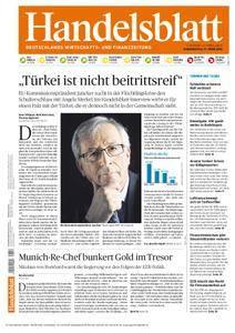 Handelsblatt - 17. März 2016
