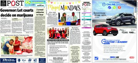 The Guam Daily Post – February 11, 2019