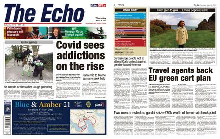 Evening Echo – March 18, 2021