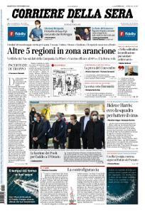 Corriere della Sera – 10 novembre 2020
